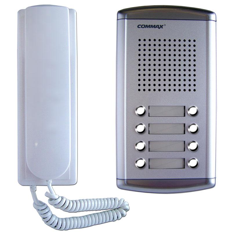 intaptakita apartment audio intercom kit for 8 units