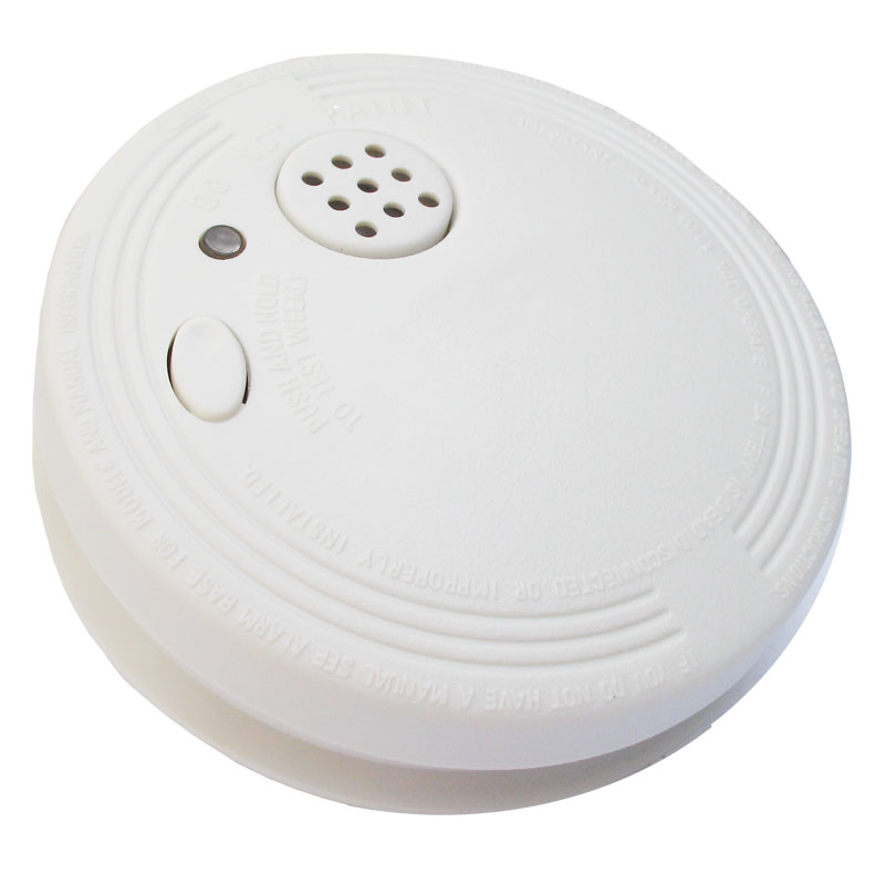 WG1SMKP on loud smoke alarm sound