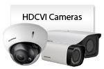 HDCVI Surveillance Cameras