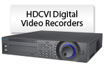 HDCVI Digital Video Recorders