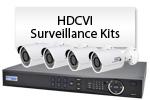 HDCVI Surveillance Kits