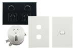 Light Switches and Power Points
