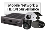 Mobile Network & HDCVI Surveillance