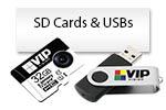 SD Cards & USB Storage