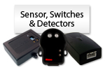 Sensors, Detectors and Switches