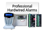 Professional Hardwired Alarms