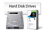 HDD, SD & USB Storage