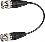 "BNC Plug to Plug 6"" Adaptor Cable"