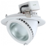 38W Premium Adjustable LED Downlight (3000K)