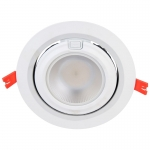 60W Premium Adjustable LED Downlight (5500K)