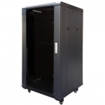 22RU 600mm Deep Free Stand Data Cabinet