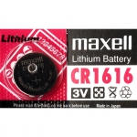 3V Lithium Battery - CR1616