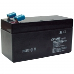 12V DC 1.2AH Sealed Lead Acid Battery