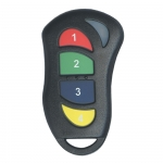 4 Button Rolling Code Remote