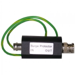 "Coaxial Surge Protection - BNC Connector Simple ""in-out"" Surge Protection for CCTV Cameras"