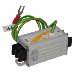 "UTP Data Surge Protection - Terminal Block Simple ""in-out"" Surge Protection for PTZ Controllers or Data Wires"