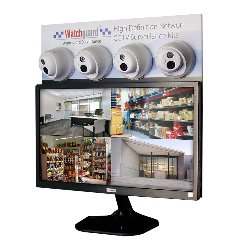 Exhibition Stand Definition : Displaynvr ent compact channel ip surveillance display