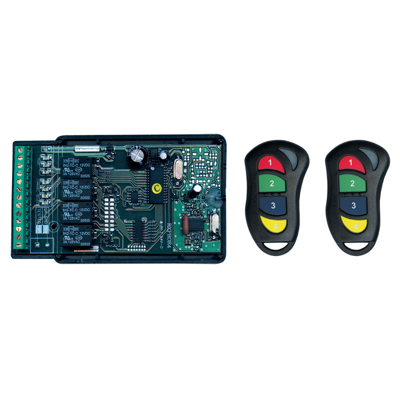 RXPROR4: 4 Channel Multi-Function Receiver / Transmitter Set