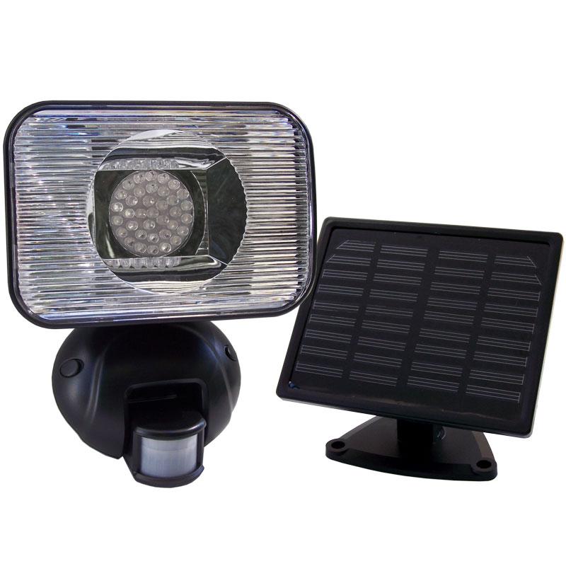 Wgsmf Watchguard Solar Powered Mini Led Floodlight With