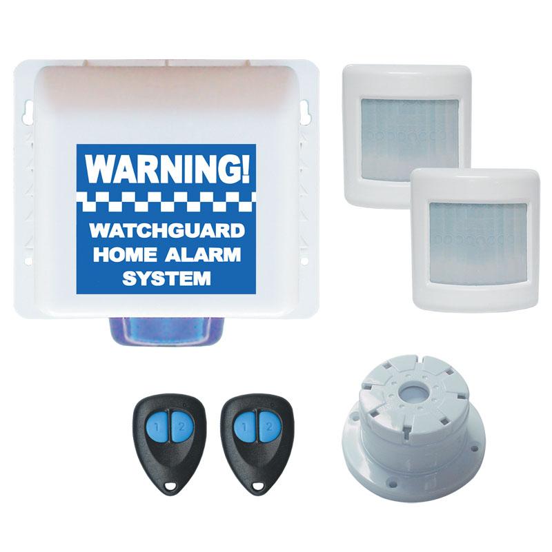 wguard watchguard wireless home office alarm system rhinoco technology. Black Bedroom Furniture Sets. Home Design Ideas